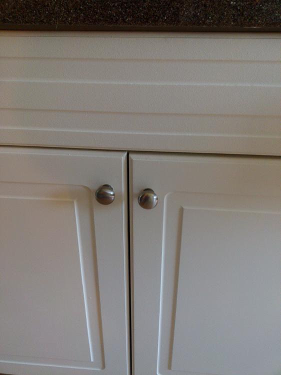 My Diy Repair Of Mdf Cabinet Doors Home Improvement Forum Mdf