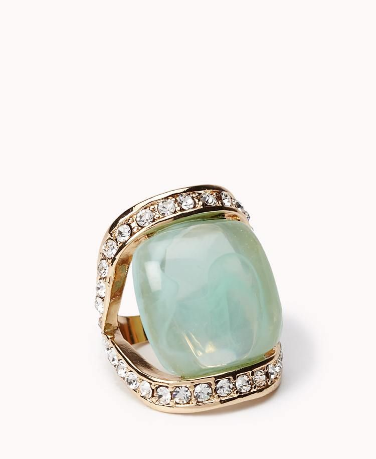 This beautiful ring is from Forever21. Must have for summer
