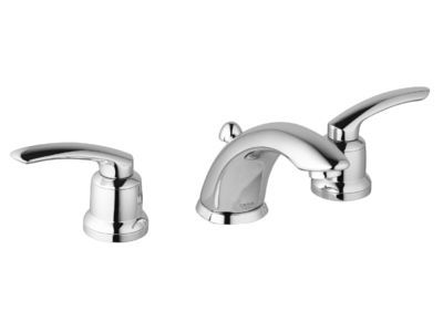Our GROHE Talia® 3-hole bathroom faucet is a truly unique blending ...