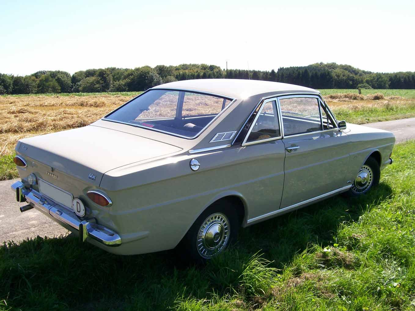1966 ford taunus 12 m coupe p6 ford taunus pinterest ford cars and dream cars. Black Bedroom Furniture Sets. Home Design Ideas