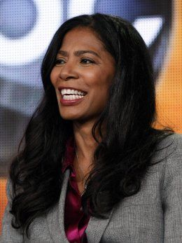 """""""Own your stuff."""" - Judy Smith She is a brick house and is about her business. Google her."""