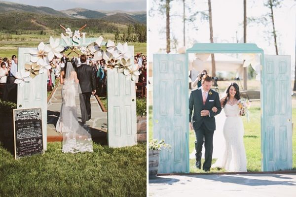 43 Best Outdoor Wedding Entrance Ideas Garden Wedding Decoration