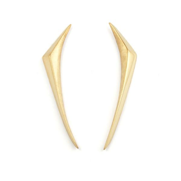 De Anna Kiernan Long Shard Earrings hUGkX0TA