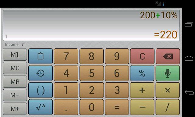تنزيل تطبيق الآلة الحاسبة Multi Screen Voice Calculator Pro Apk لحل معادلات ومسائل الرياضيات مع العديد من المميزات 2020 Multi Screen App Calculator