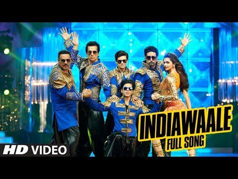 Official India Waale Full Video Song Happy New Year Shah