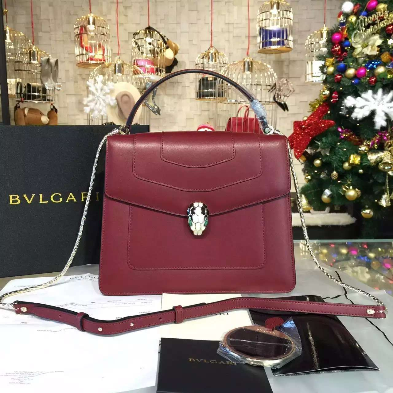 bvlgari Bag ID  52601FORSALEayybagscom