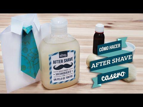 Hacer After Shave Casero After Shave Natural Care Shaving