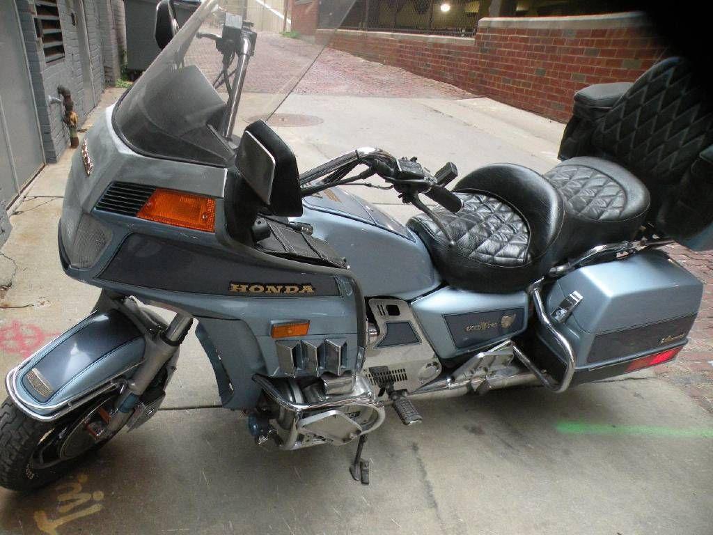 honda goldwing aspencade gl touring  butler pa cycletradercom motorcycles