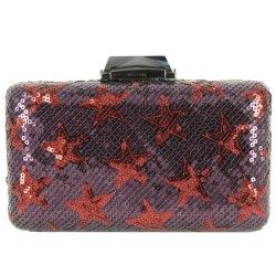 espey sequin stars clutch