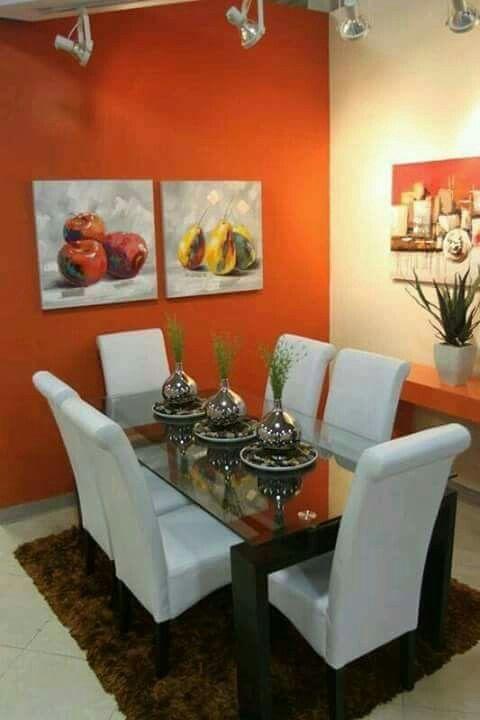 Decoraciones hogar decoraci n de unas decoracion sala for Muebles comedores pequenos