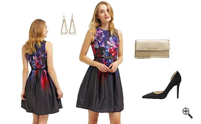 Kleid elegant fur hochzeit