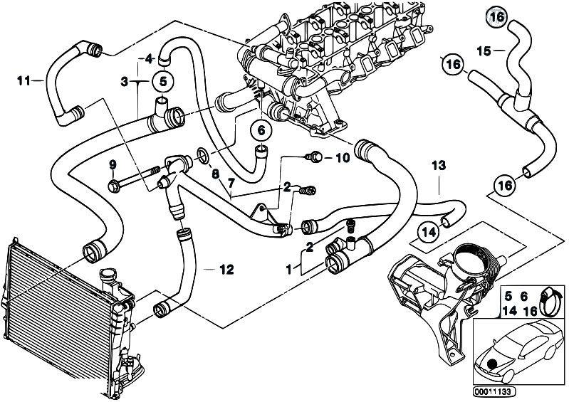 Bmw E46 316i Engine Diagram 2 Bmw E46 Bmw Bmw E36 316i