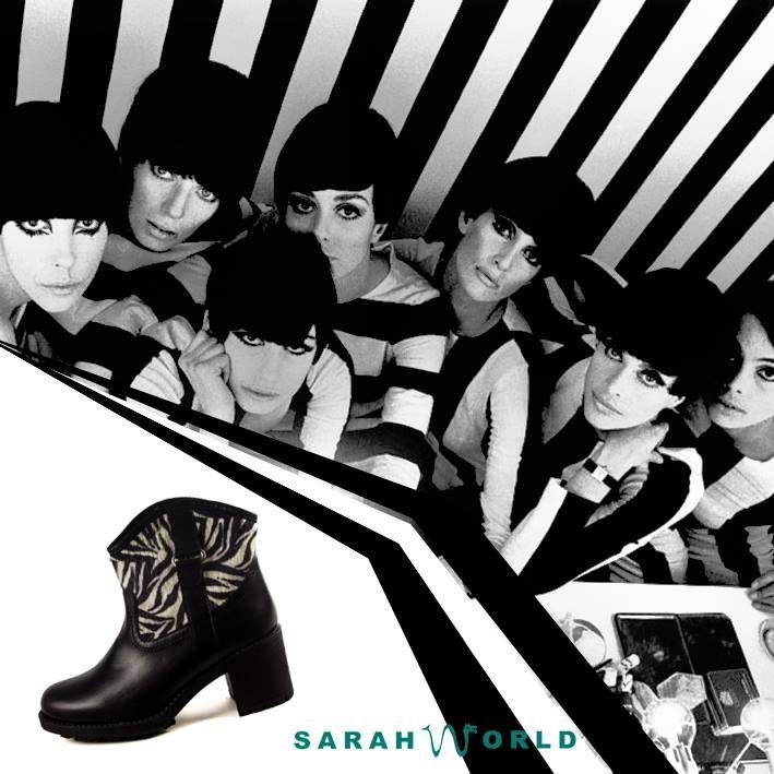 #sarahworldbysn #ecocool #ecochic #ecofashion  #sixties #madeinspain #cienporcienespañol  www.sarahworld.com