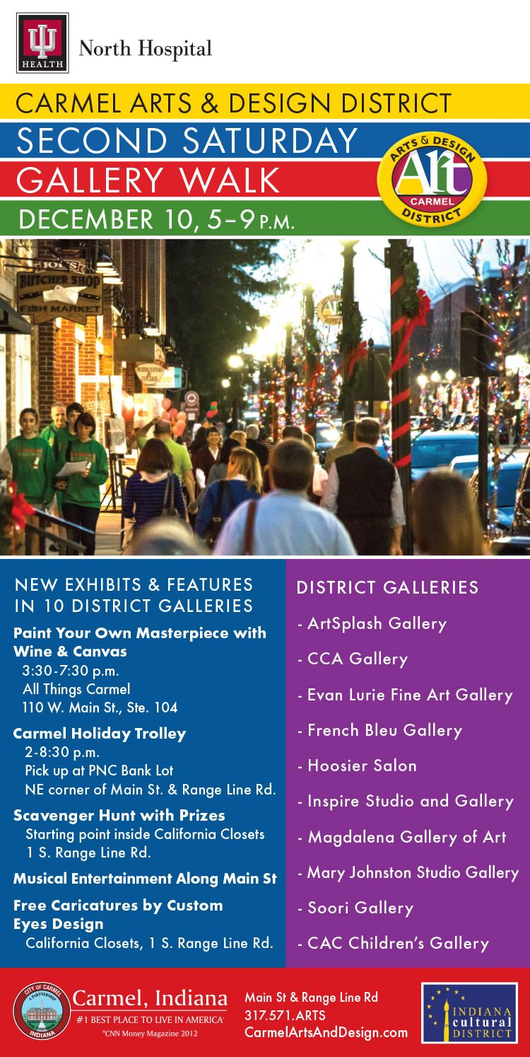 Carmel arts design district galleries and studios