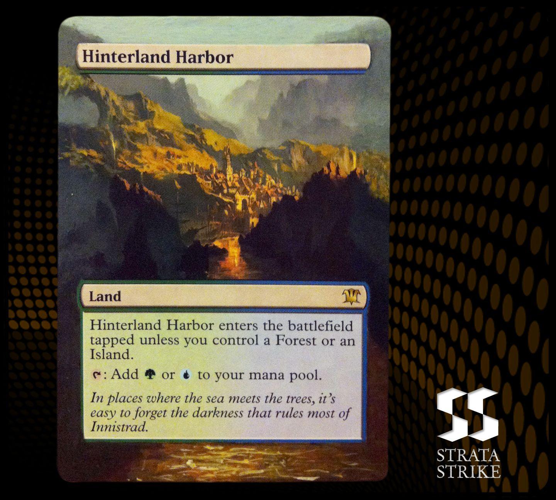 Mtg Hinterland Harbor New Card