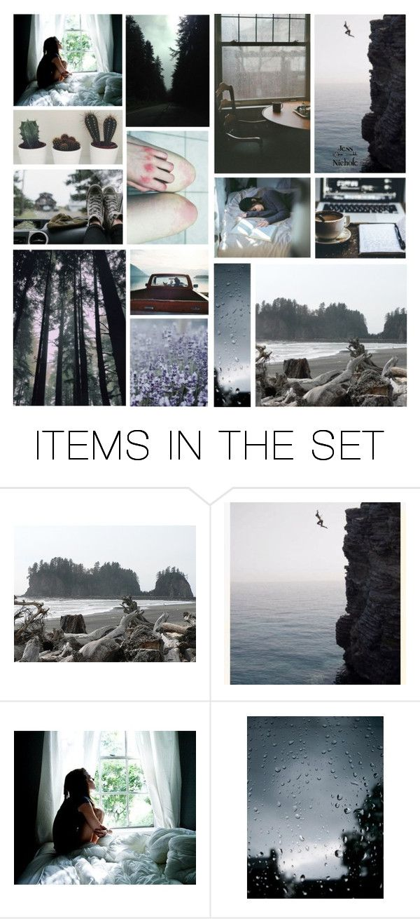 """""""Collage: Bella Swan Aesthetic"""" by jess-nichole ❤ liked on Polyvore featuring art"""