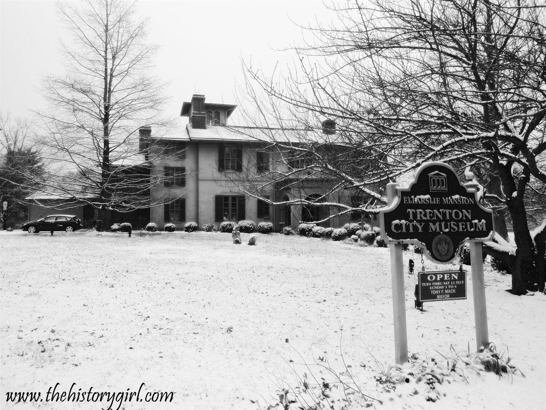 Ellarslie mansion in cadwalader park in trenton nj built in 1848 ellarslie mansion in cadwalader park in trenton nj built in 1848 this italianate aiddatafo Images