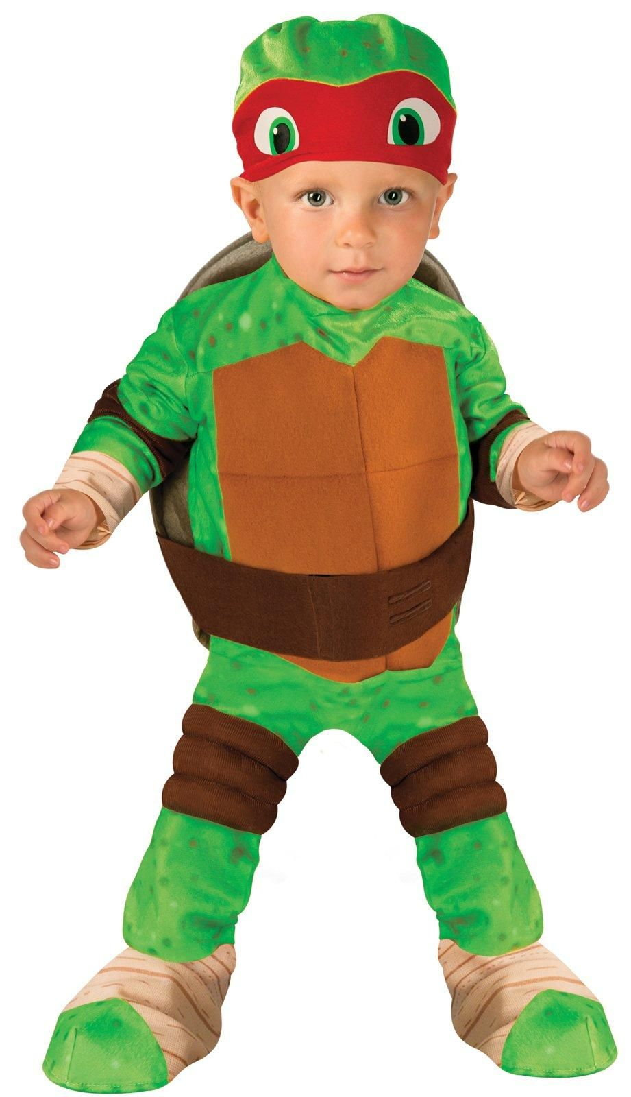 Teenage Mutant Ninja Turtle - Raphael Toddler Costume from BirthdayExpress.com  sc 1 st  Pinterest & Teenage Mutant Ninja Turtle - Raphael Toddler Costume from ...