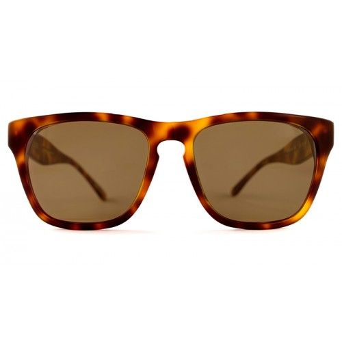 Eye Respect Ladbroke shiny brown tort Sunglasses