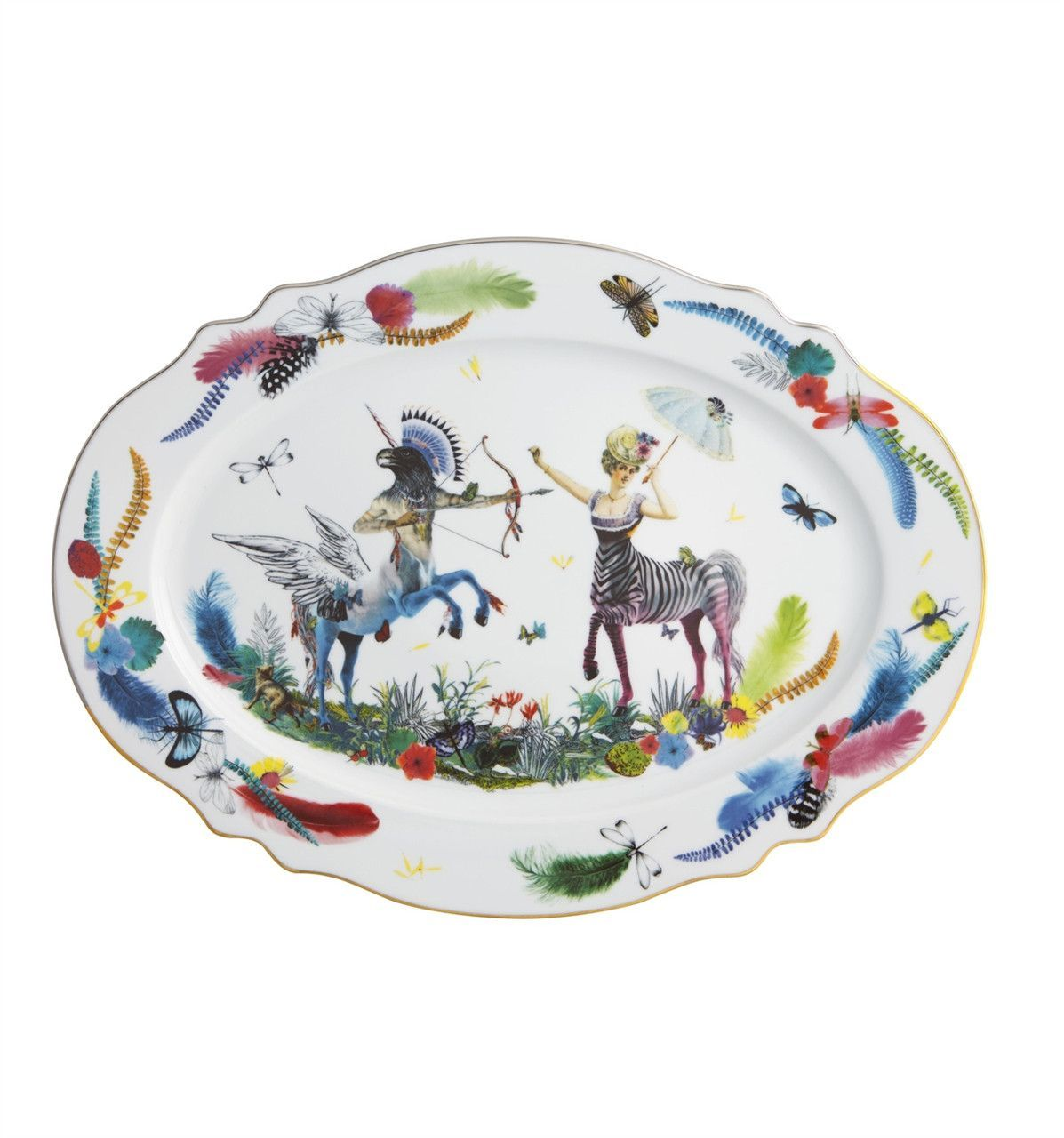 Caribe Oval Platter - Large