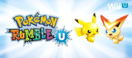 Pokémon Rumble U Is Coming to Wii U!  