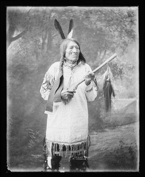 EAGLE MAN , 1900