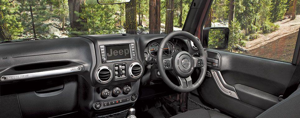 Jeep Wrangler 4 Door Interior   M Y F U T U R E W H I P ...