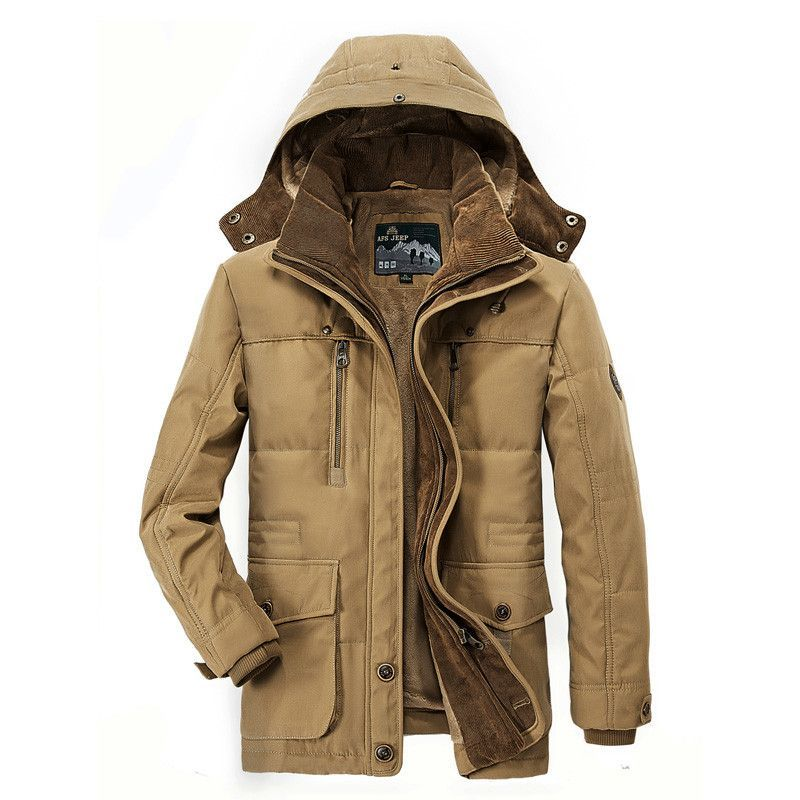 133a04a66 High Quality Winter Jacket Men Brand 2016 Warm Thicken Coat Famous ...