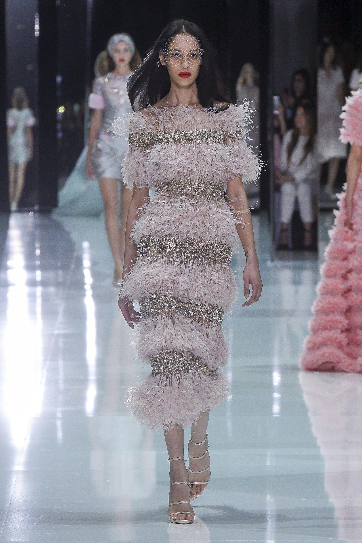 Ralph u russo spring couture fashion show couture fashion