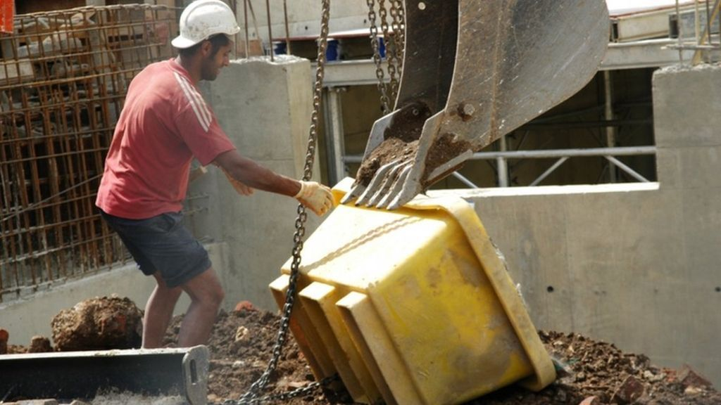 Construction industry confidence 'falls back