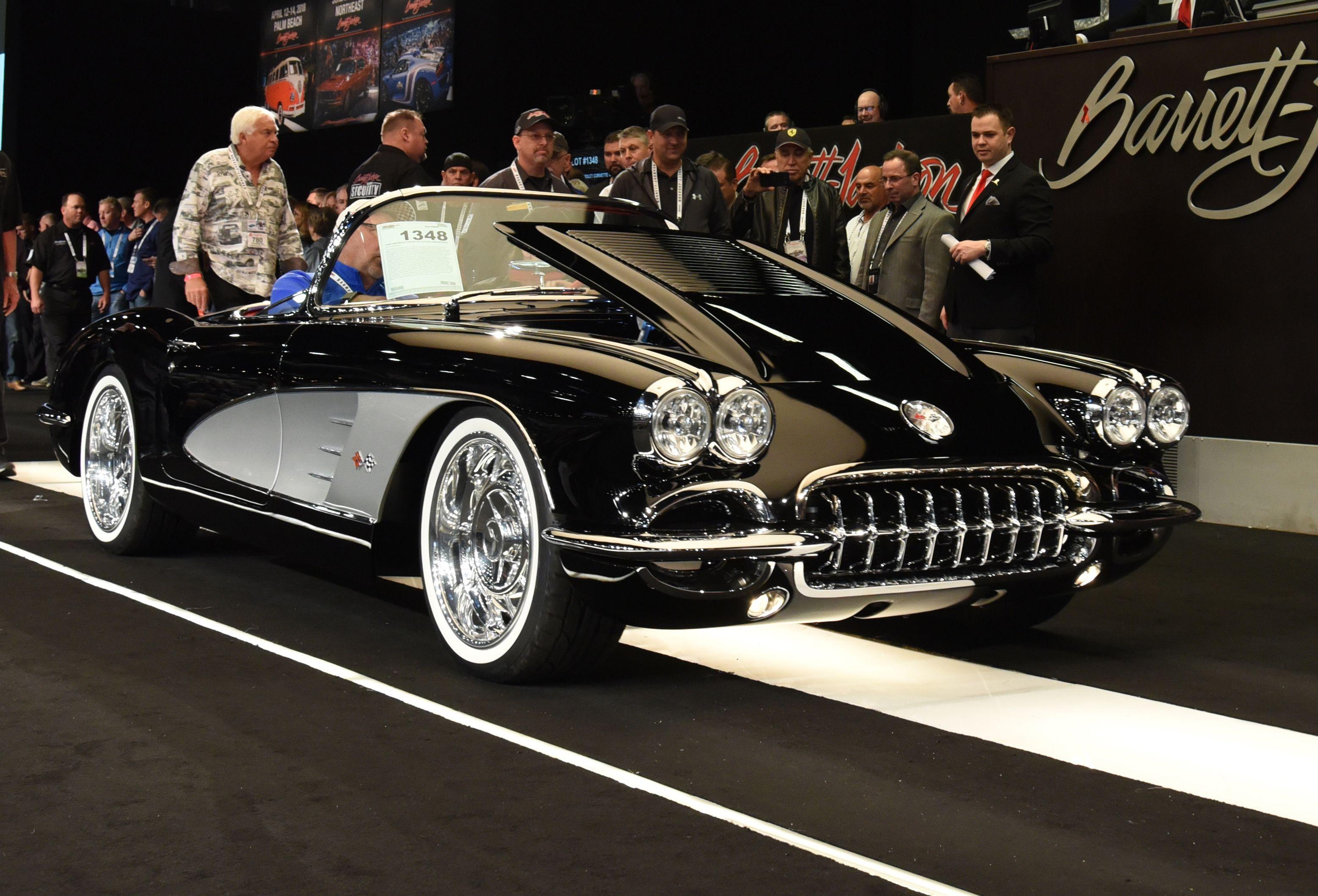 Kelebihan Corvette 58 Tangguh