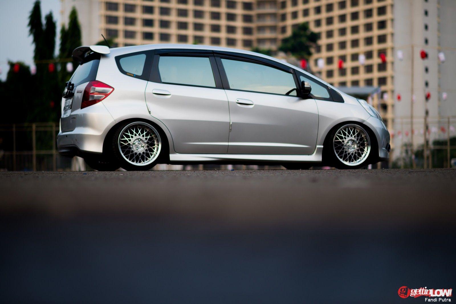 Mobil Jazz Silver Modifikasi Konsep Mobil Mobil Konsep Modifikasi Mobil