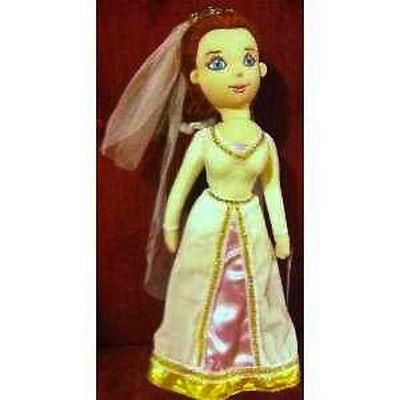Shrek 158761: Shrek Princess Fiona In Wedding Gown 12 Plush ...