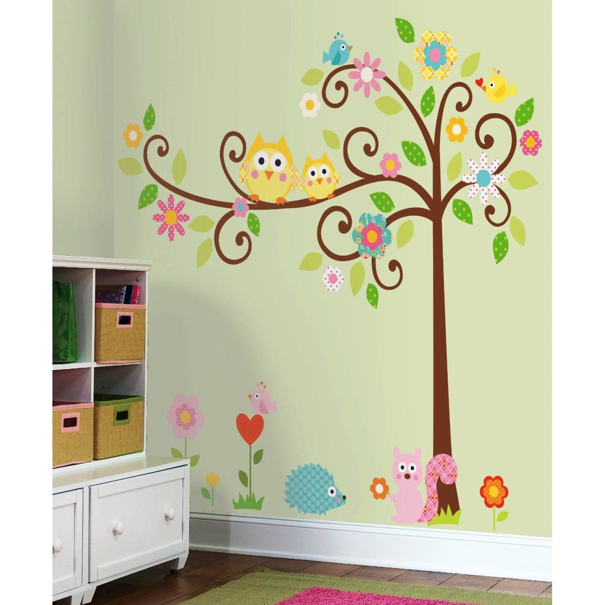 Magnificent Diy Nursery Wall Decor Ideas Gallery - The Wall Art ...