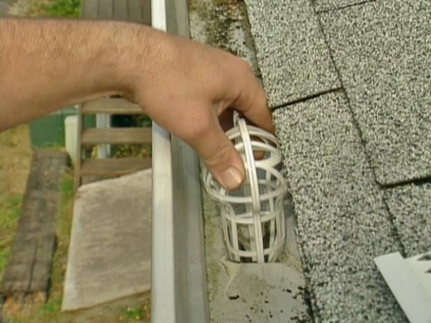 DIYNetwork.com explains how to install gutter covers.