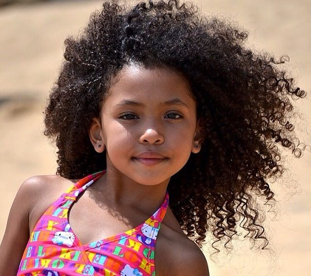 Teach Your Girls To Love Their Curls Forever Silk Com