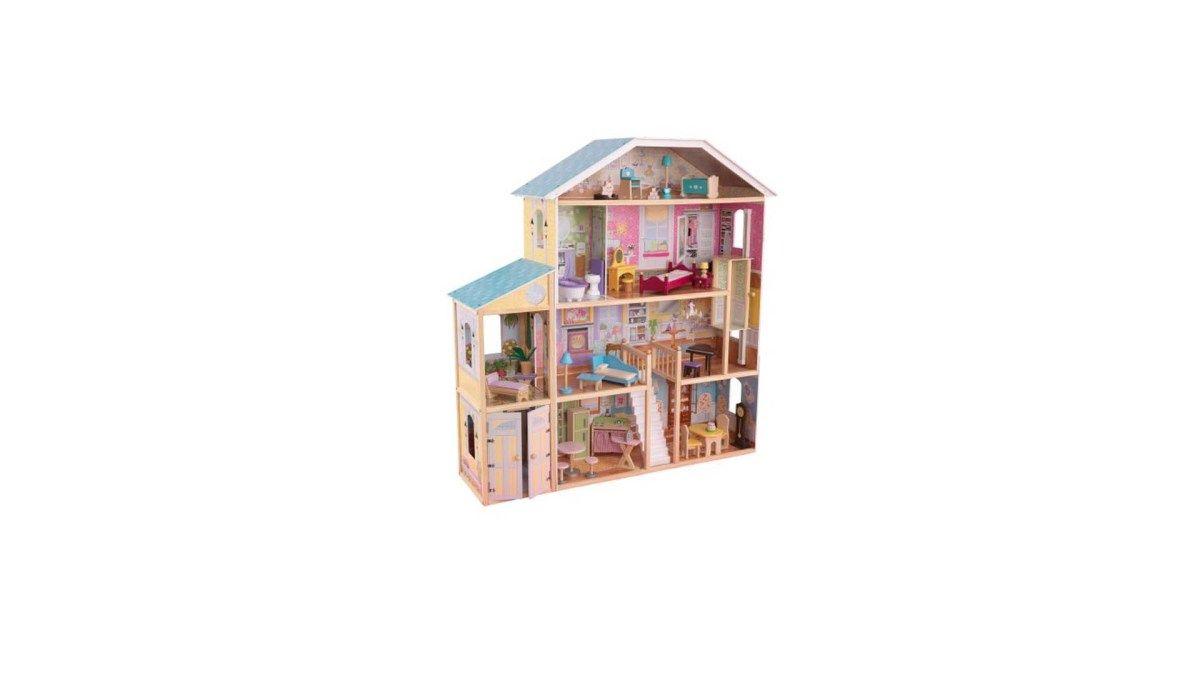 Kidkraft Majestic Mansion Dollhouse For 136 11 At Walmart
