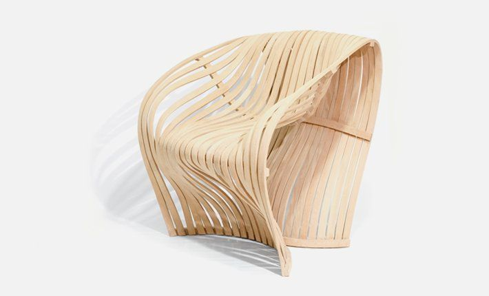 Chair in Traditional Woodworking and Contemporary Design – Creek ...