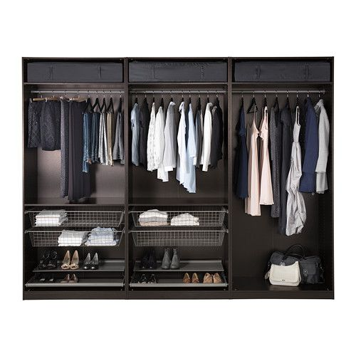 Pax wardrobe ikea 10 year limited warranty read about the terms in the limit - Ikea penderie dressing ...