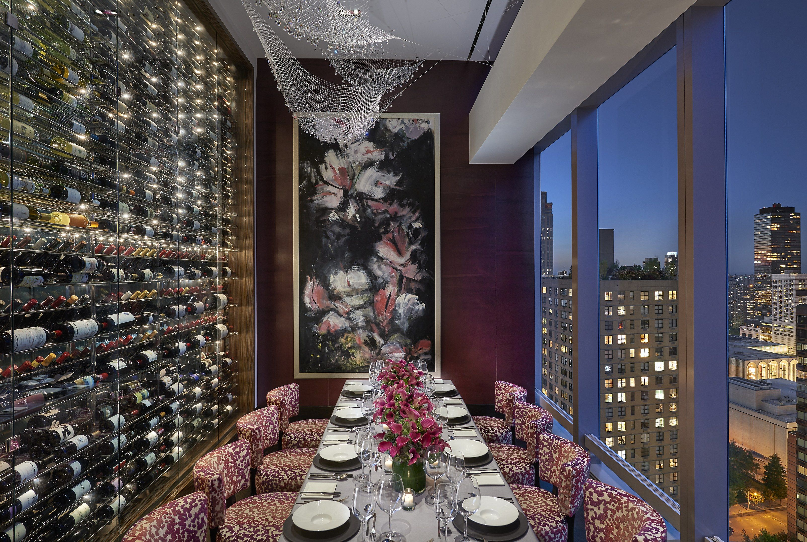 8 Impressive Private Dining Rooms In New York Restaurants