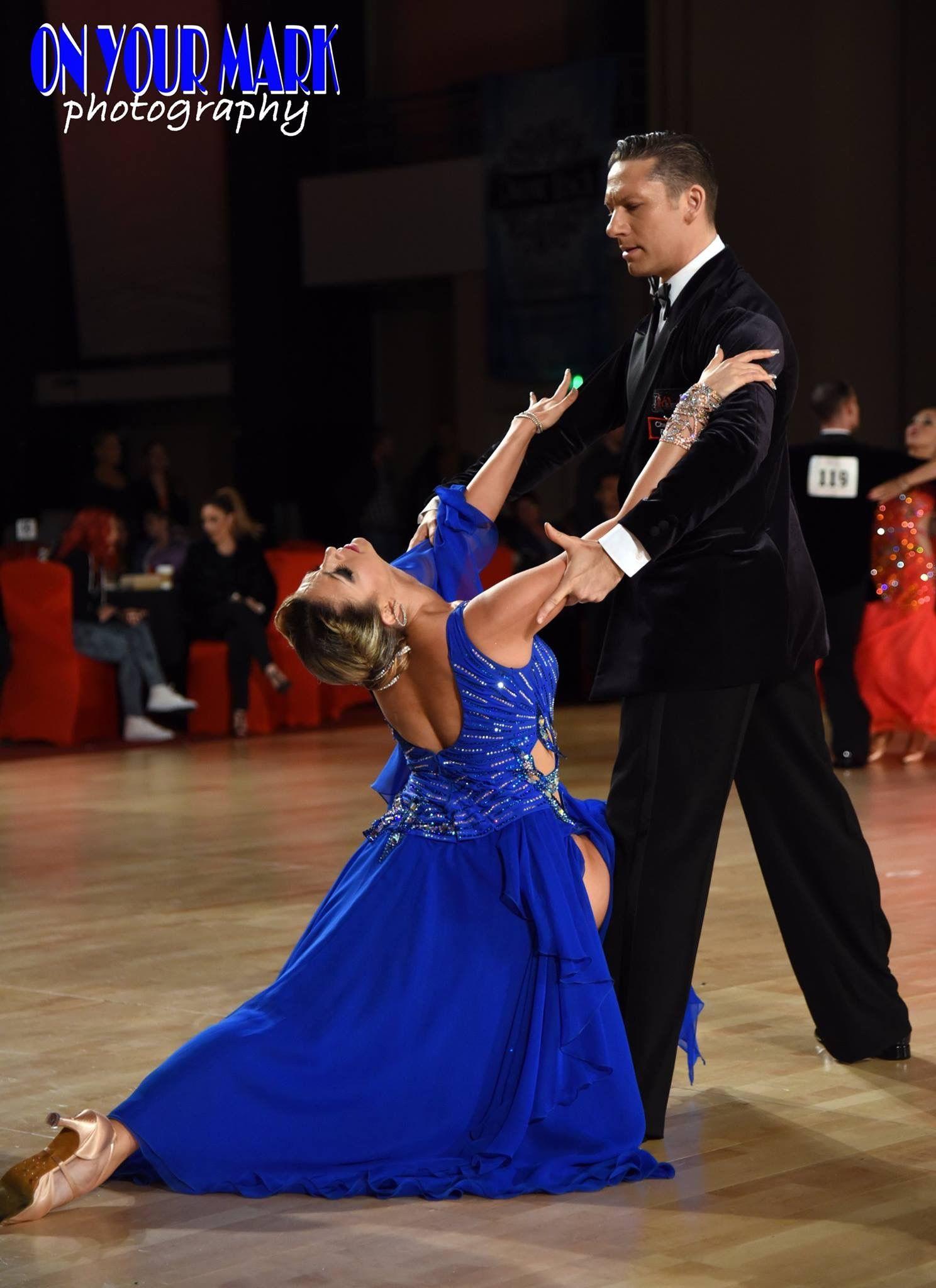Tango. Vera and Vladimir Kosarev.