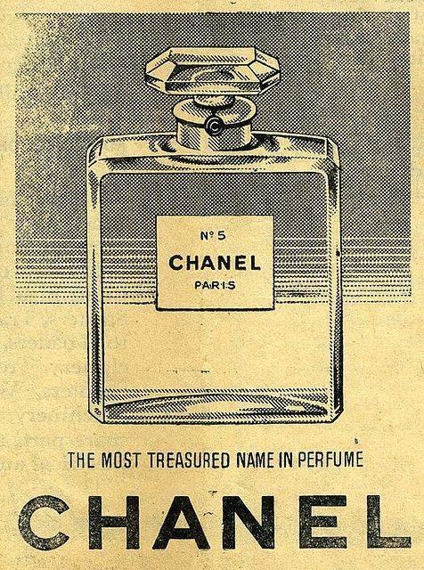 Chanel Vintage Advert Retro Print Video Ads Vintage Chanel