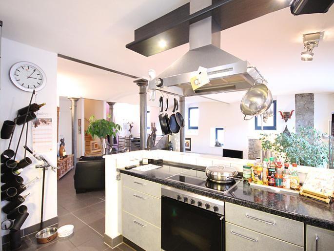 Offene Einbauküche #Küchen #Küchenideen #Florstadt #Wohntraum ...