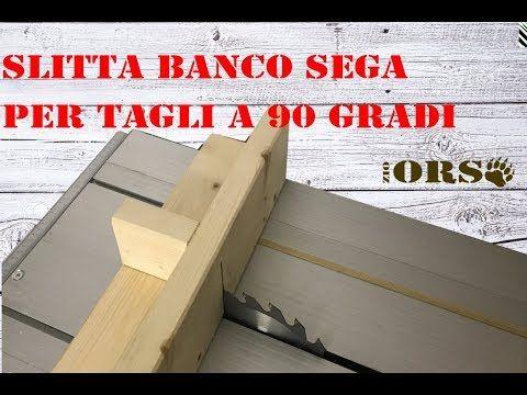 Tavolo Fresa ~ Fai da te banco fresa youtube attrezzi in legno