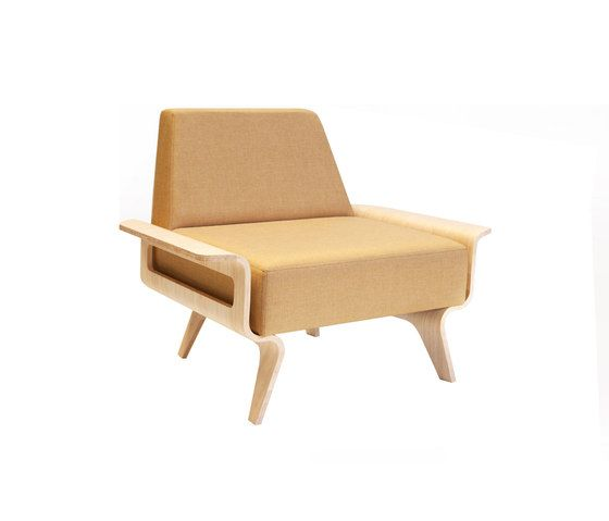 Armchairs | Seating | Osaka | Lounge 22 | Armen Gharabegian. Check it out on Architonic
