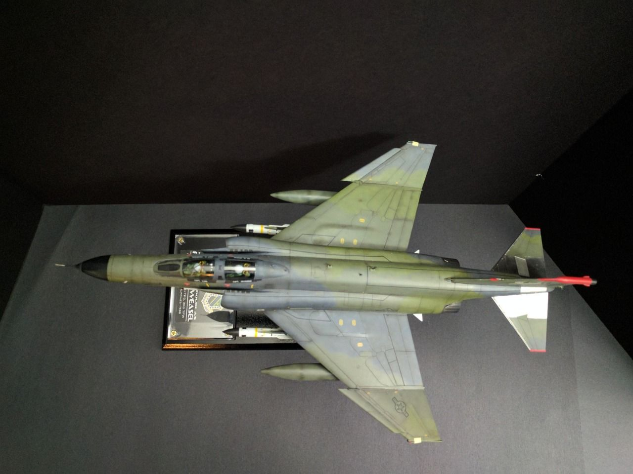 F-4G Wild Weasel by Michael Phillips (Hasegawa 1:48)