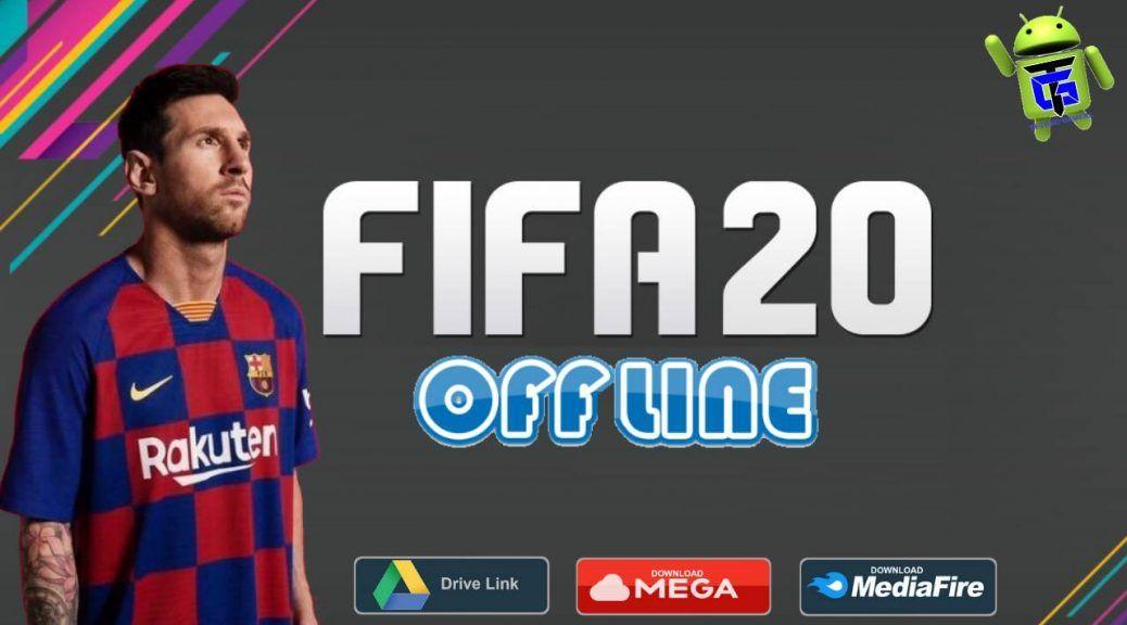 Latest Fifa 20 Mod Offline Android Apk New Kits 2020 Download Apk Mod Game Fifa 20 Fifa Fifa Games