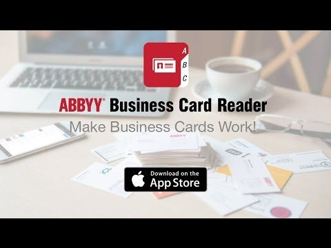 Best free business card reader apps for android androidleo apps best free business card reader apps for android androidleo reheart Choice Image