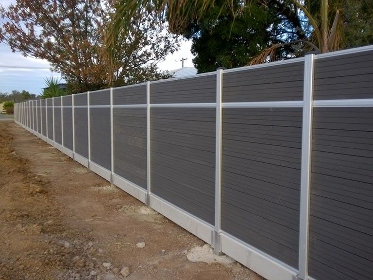 2 Ft Plastic Fencing Price 2 Ft Tall Fence Panel Wpc Outdoor Fence