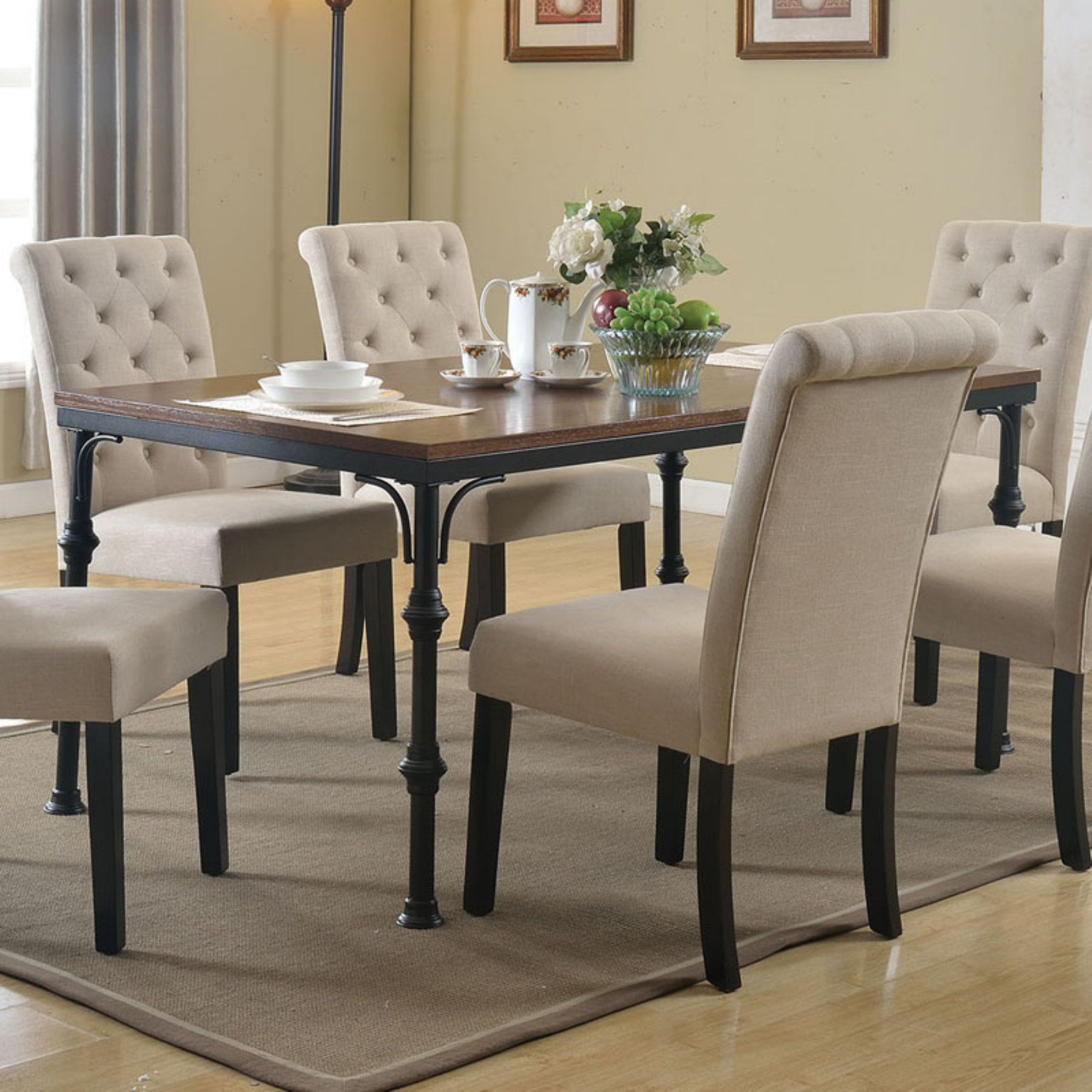 Acme furniture vriel dining table acme furniture and products